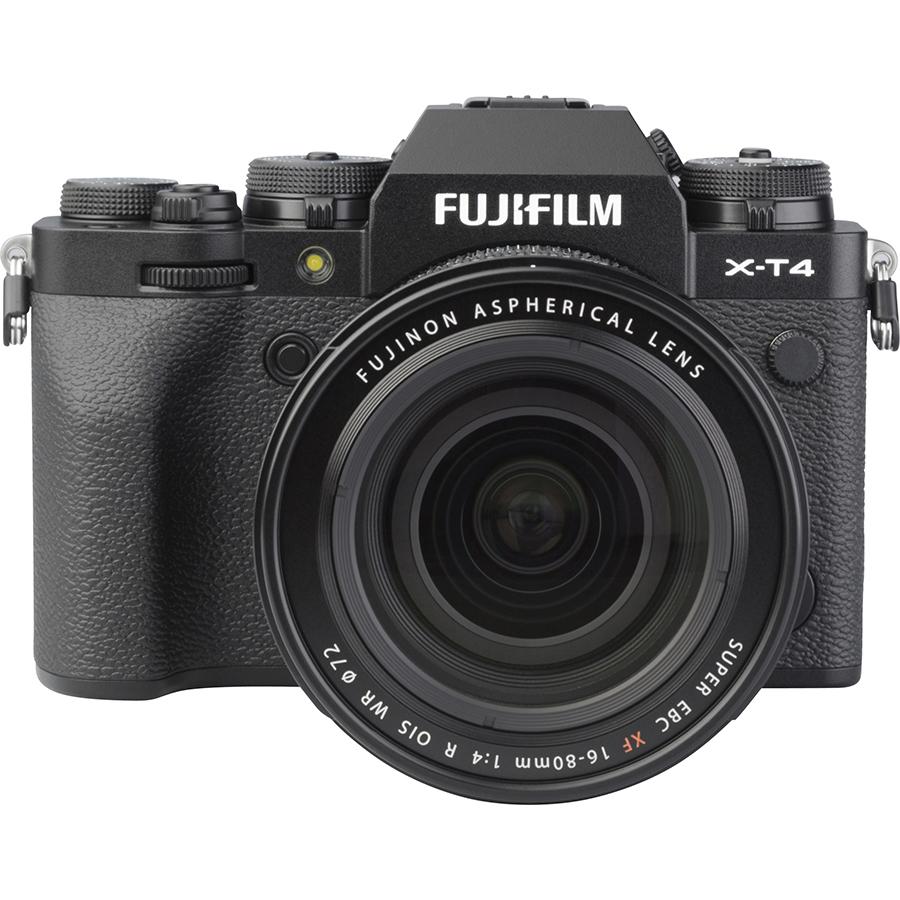Fujifilm X-T4 + Fujinon Super EBC XF 16-80 mm R OIS WR - Autre vue de face