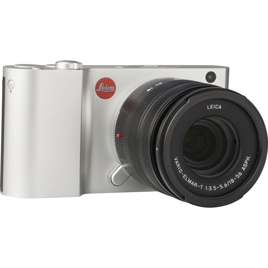 Leica T (Type 701) + Vario-Elmar-T 18-56 mm - Vue de 3/4 vers la droite