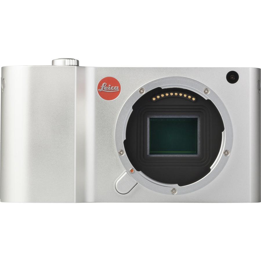 Leica T (Type 701) + Vario-Elmar-T 18-56 mm - Vue de dos