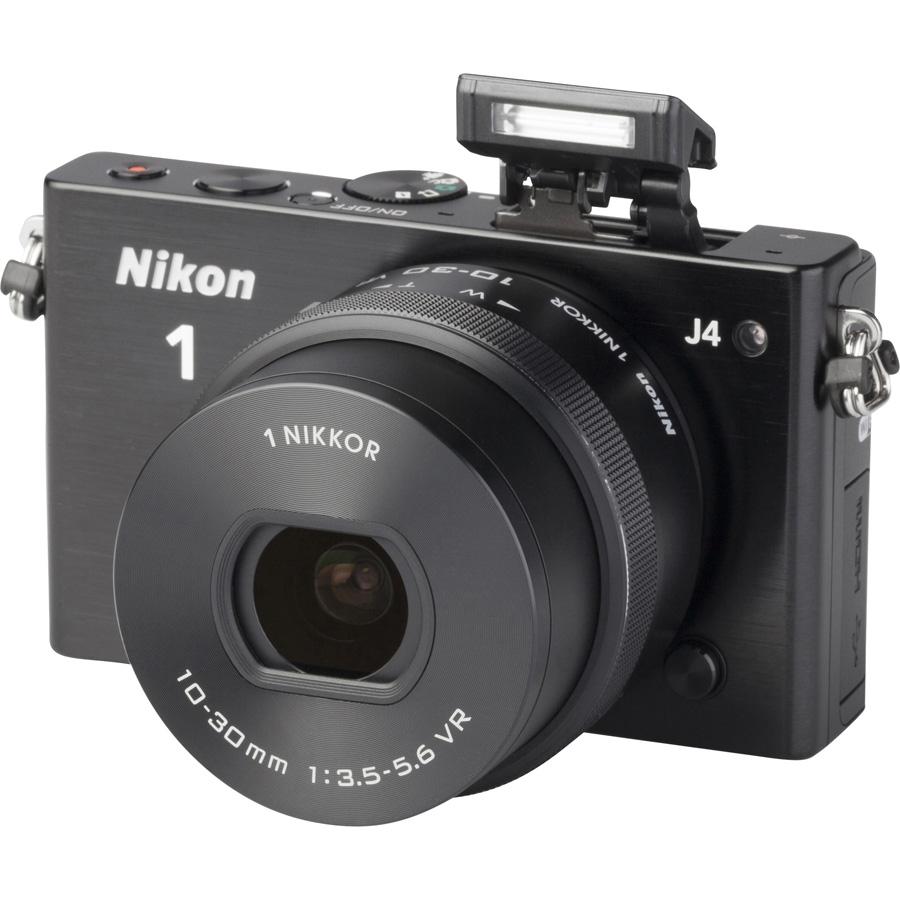 Nikon 1 J4 + 1 Nikkor VR 10-30 mm PD-Zoom - Vue principale