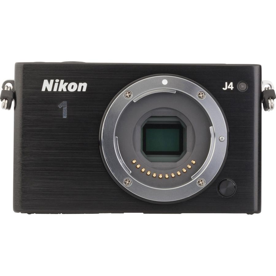 Nikon 1 J4 + 1 Nikkor VR 10-30 mm PD-Zoom - Vue de 3/4 vers la droite