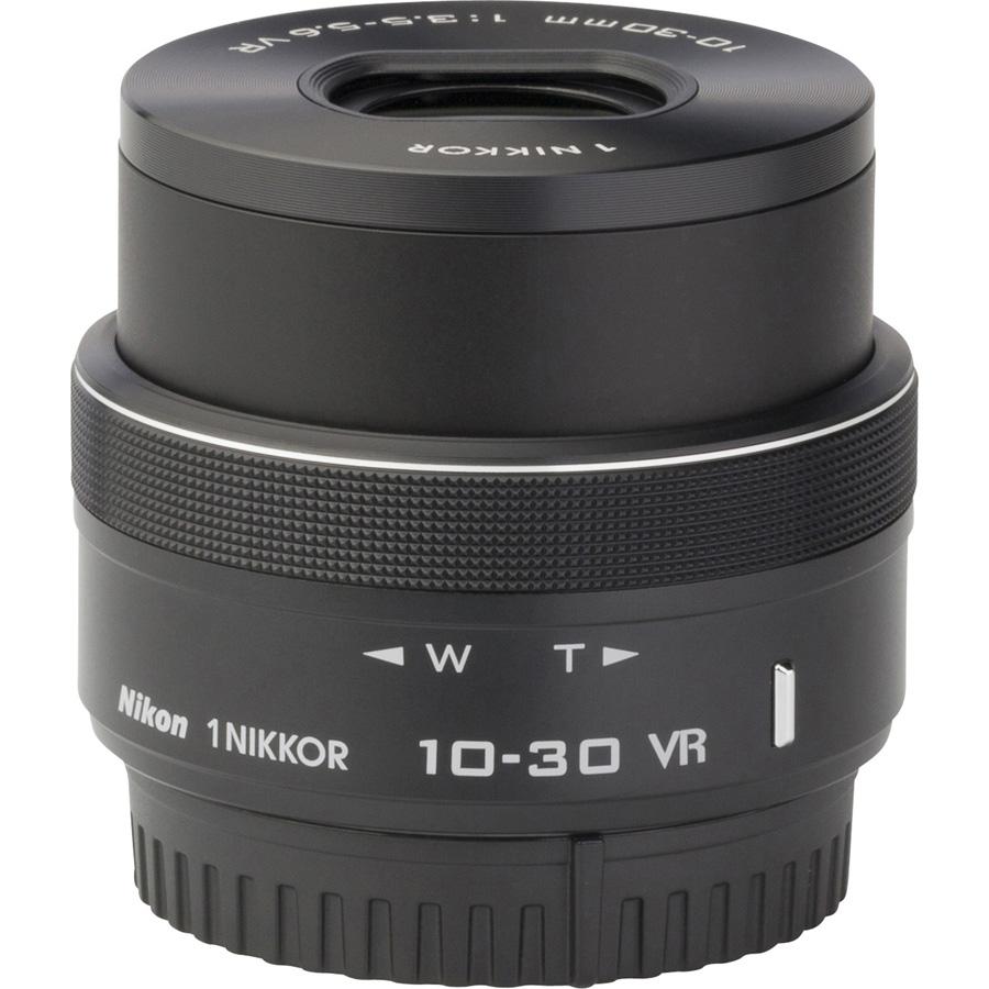 Nikon 1 J4 + 1 Nikkor VR 10-30 mm PD-Zoom - Vue de dos