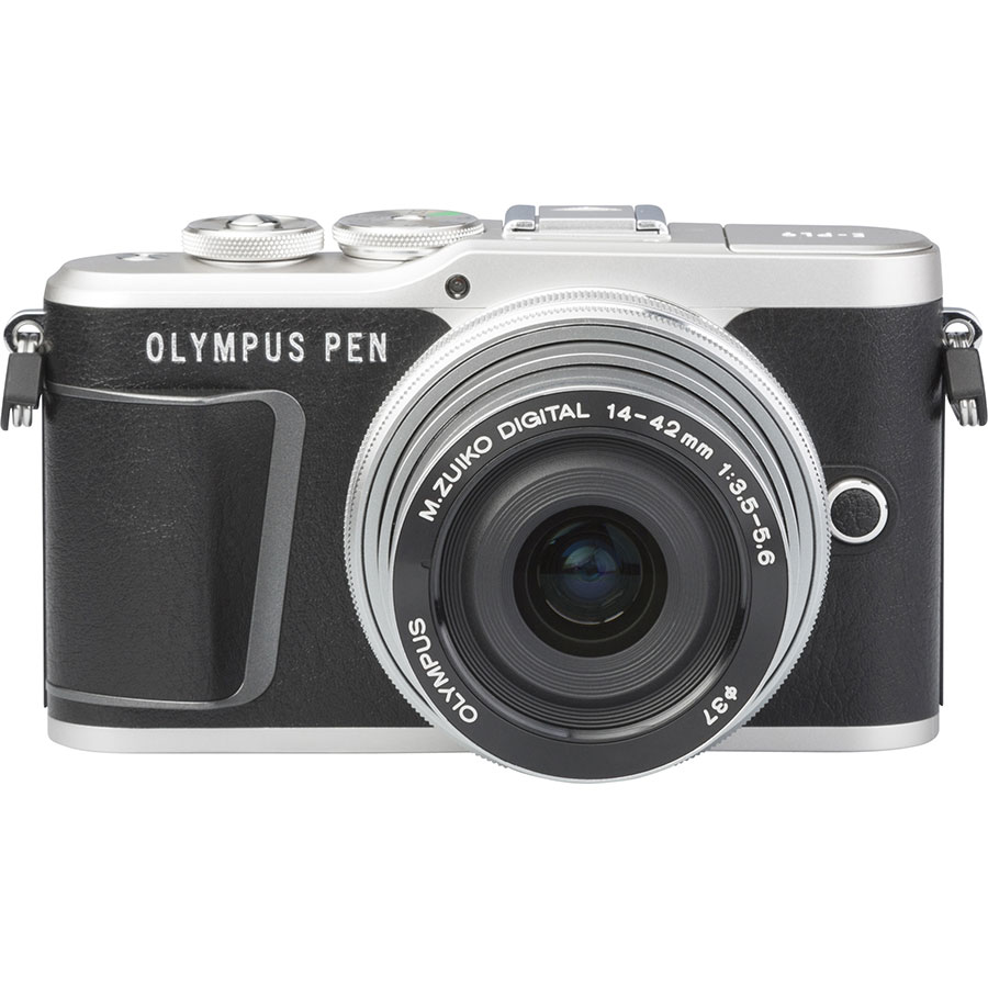 Olympus Pen E-PL9 + M. Zuiko Digital ED 14‑42 mm - Autre vue de face