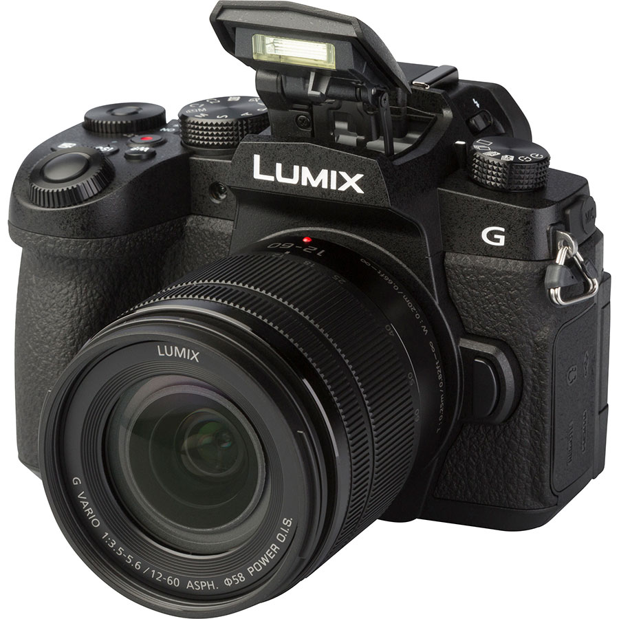 Panasonic Lumix DC-G90 + Lumix G Vario 12-60 mm Power OIS - Vue principale