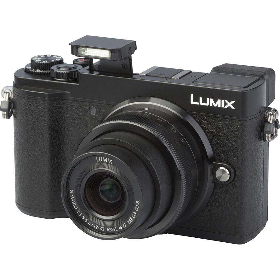 Panasonic Lumix DC-GX9 + Lumix G Vario 12-32 mm Mega OIS - Vue principale