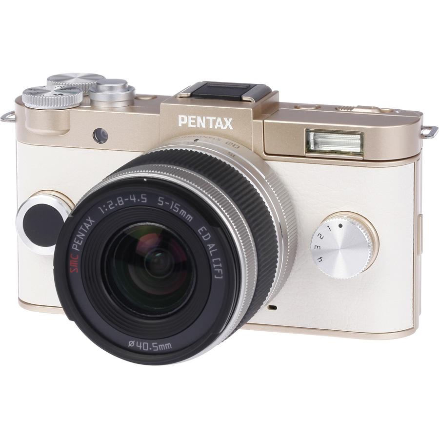 Pentax Q-S1 + O2 Standard Zoom 5-15 mm - Vue principale