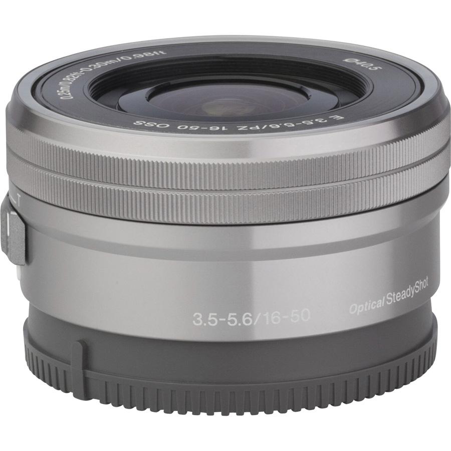 Sony ILCE-5000 + 16-50 mm SELP1650 - Vue du dessus