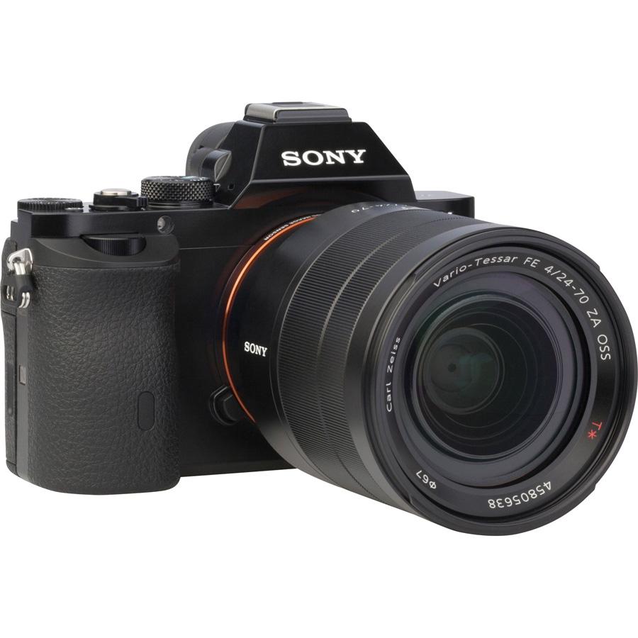 Sony ILCE-7R + 24-70 mm SEL2470Z - Vue de dos