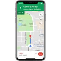 Google Maps - GPS Navigation - Exemple de navigation