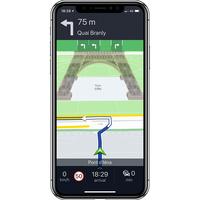 Here WeGo - City navigation & Offline maps - Exemple de navigation