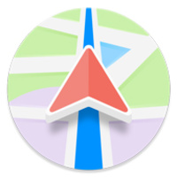 Karta GPS - Offline Navigation - Logo de l'appli