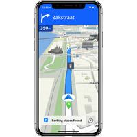 Sygic Navigation GPS & Cartes - Exemple de navigation