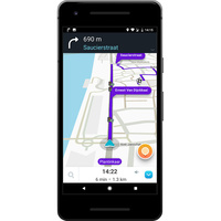 test waze gps cartes trafic navigation temps r el applications gps ufc que choisir. Black Bedroom Furniture Sets. Home Design Ideas