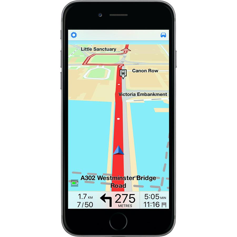 Test TomTom Europe - Applications GPS - UFC-Que Choisir