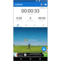 Runtastic Running & Fitness (Android) -