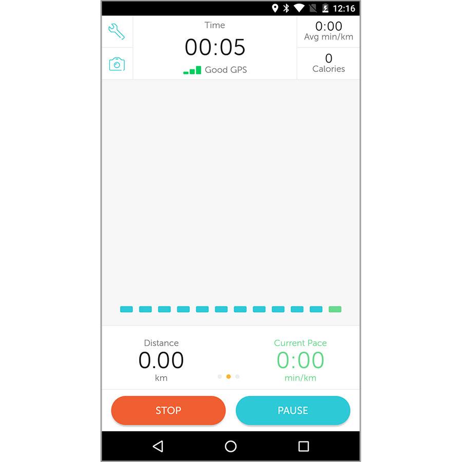 FitnessKeeper, Inc. Runkeeper - GPS Track Run Walk (Android) -