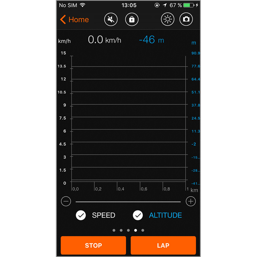 Sports Tracking Technologies Ltd. Sports Tracker for Running, Cycling, Walking, Hiking, Fitness, Weight Loss and All Training (iOS) -