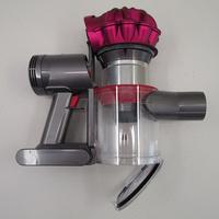 Dyson V7 Motorhead - Réservoir à poussières ouvert