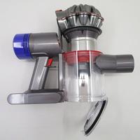 Dyson V8 Absolute - Réservoir à poussières ouvert