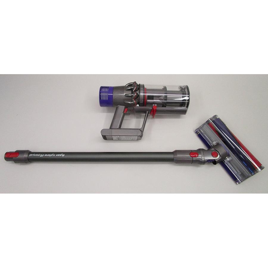 Dyson V10 Parquet - Aspirateur démonté
