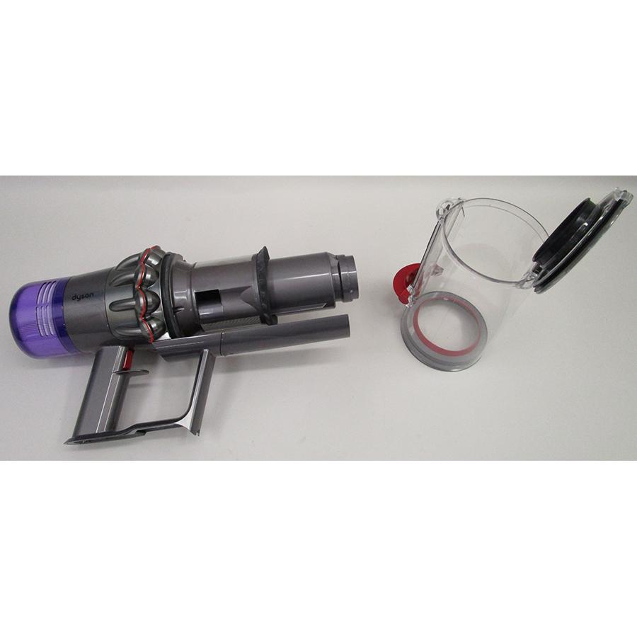 Dyson V11 Absolute Extra Pro - Réservoir à poussières