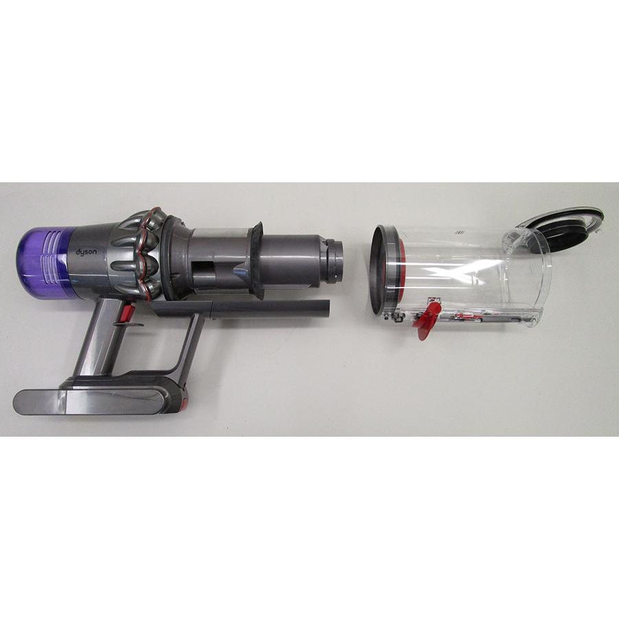 Dyson V11 Absolute Extra Pro - Aspirateur à main démonté