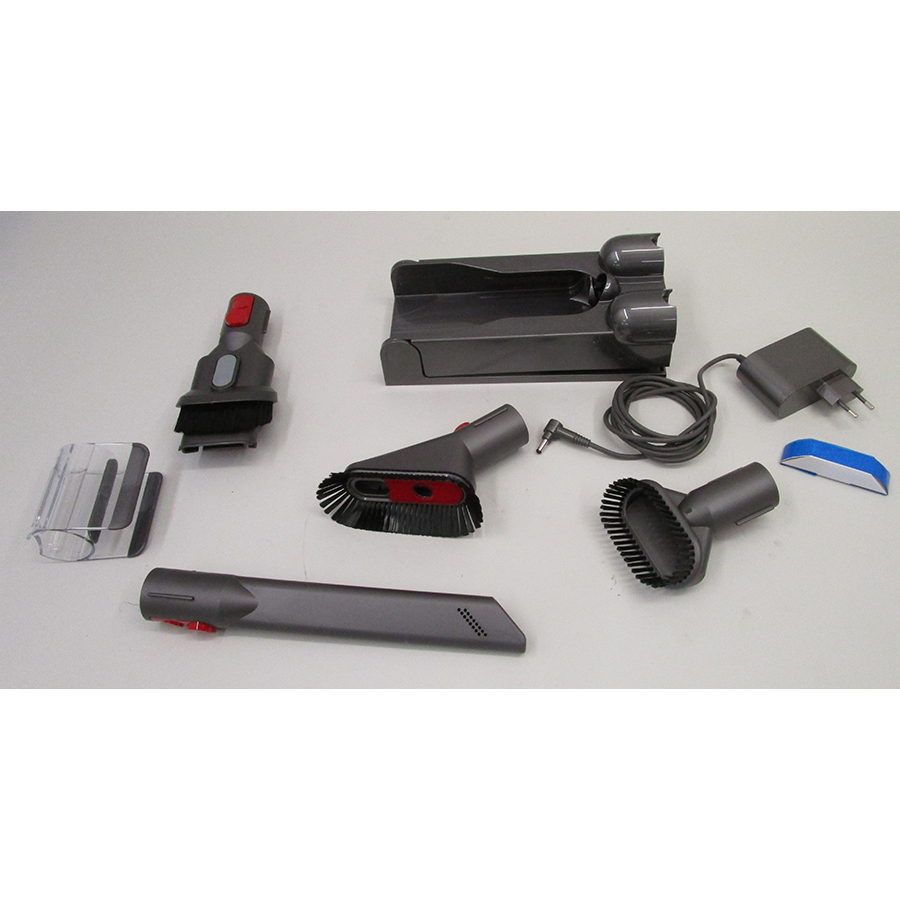 Dyson V11 Absolute Extra Pro - Accessoires fournis