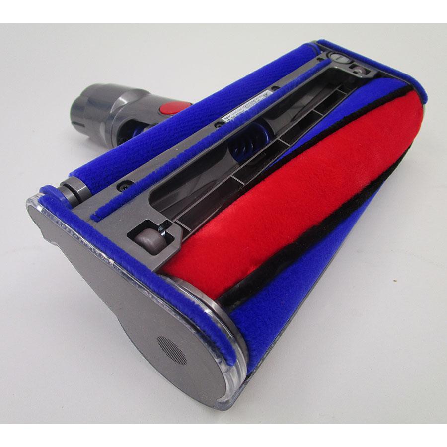 Dyson V11 Absolute Pro(*18*) - Brosse parquets et sols durs vue de dessous