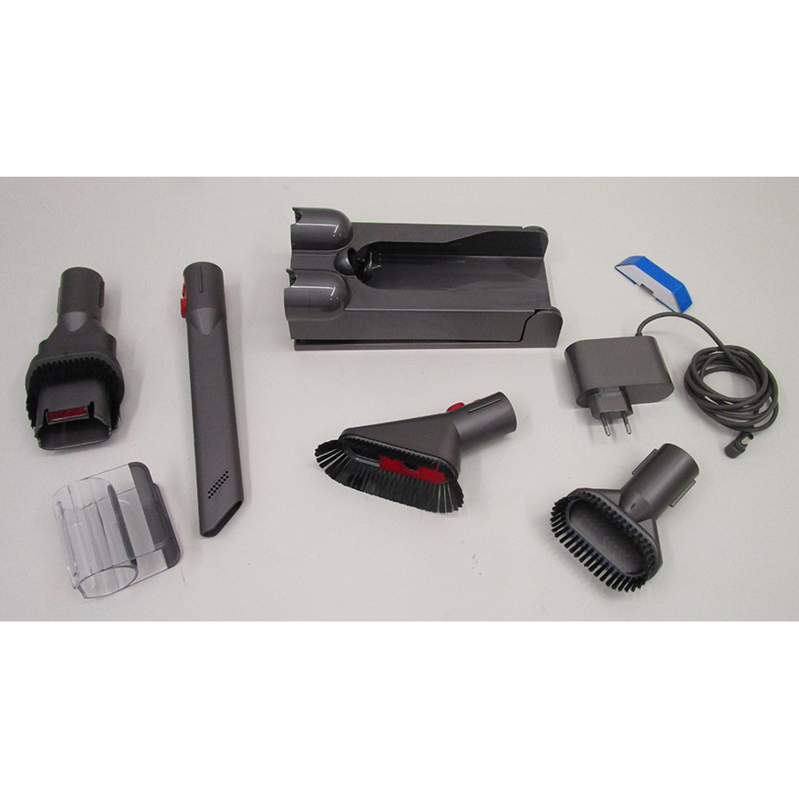 Dyson V11 Torque Drive Extra - Accessoires fournis