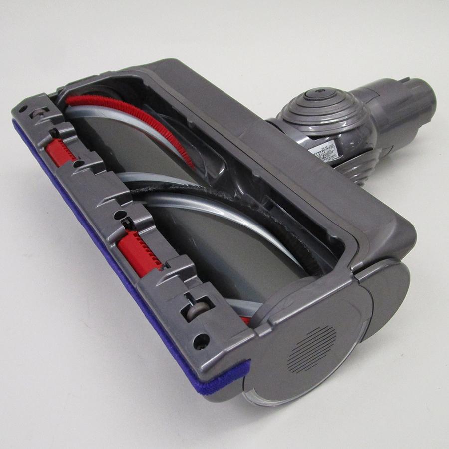 Dyson V11 Torque Drive Extra - Brosse rotative vue de dessous