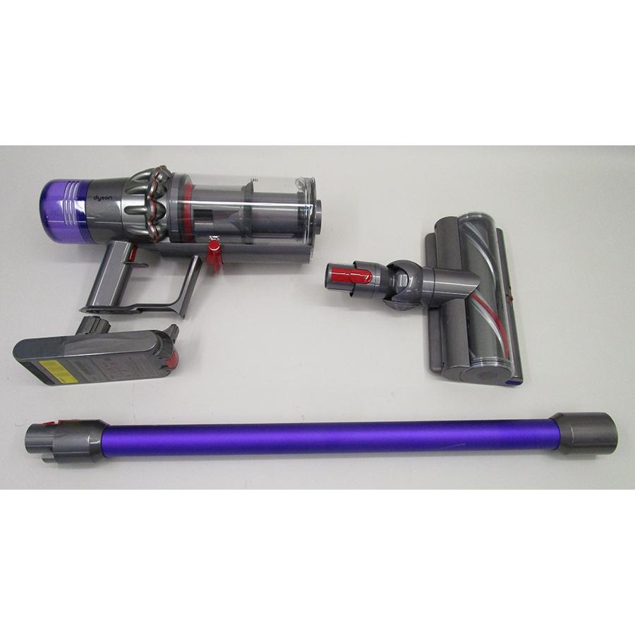 Dyson V11 Torque Drive Extra - Aspirateur démonté
