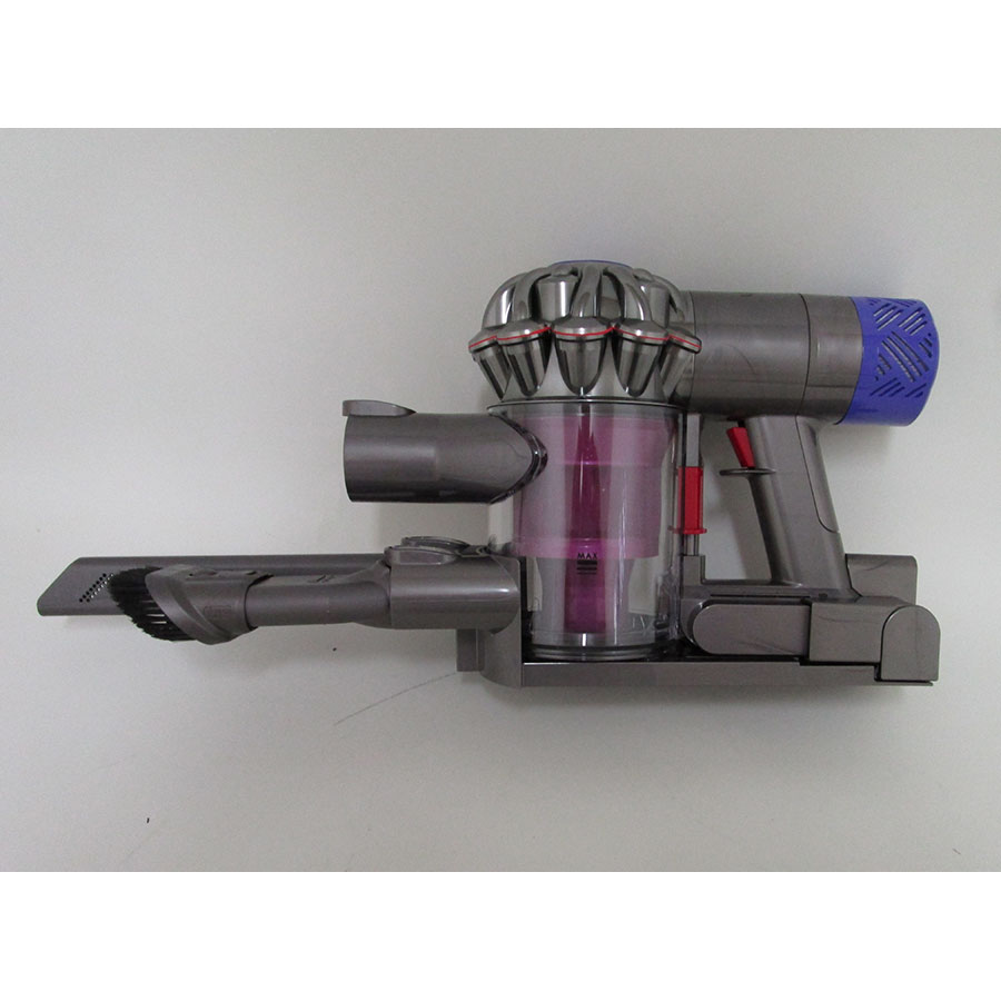 Test dyson v6 absolute aspirateurs balais rechargeables for Aspirateur independant