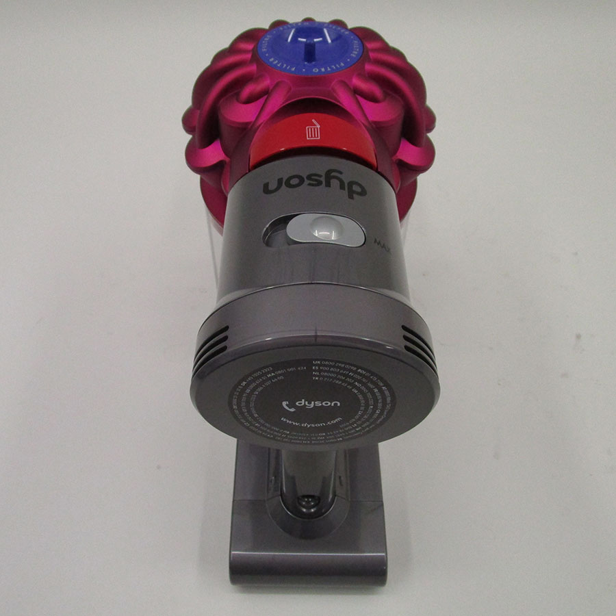 test dyson v7 motorhead aspirateurs balais ufc que choisir. Black Bedroom Furniture Sets. Home Design Ideas