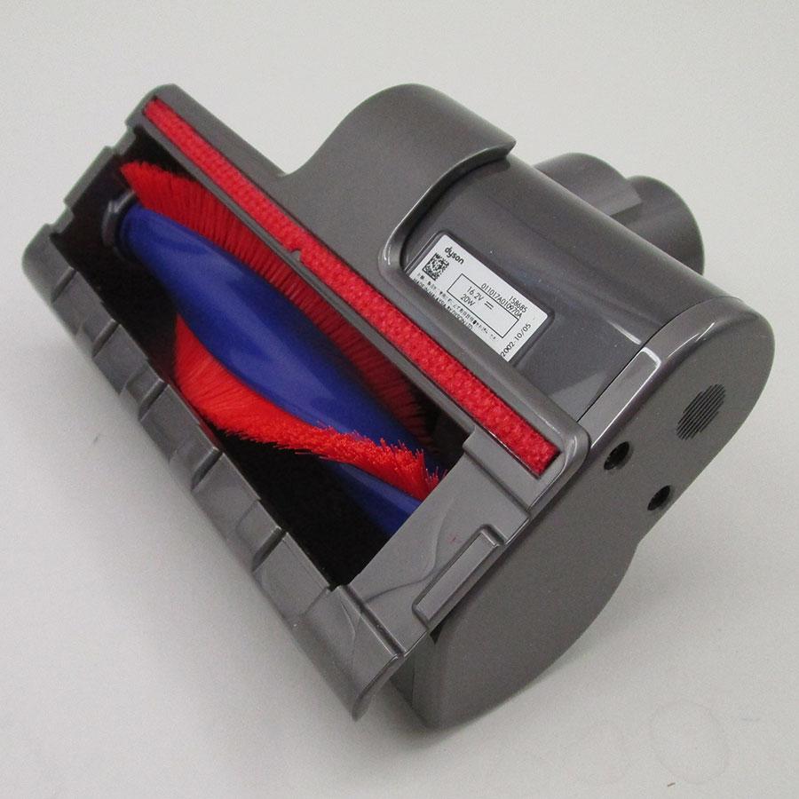 Dyson V8 Absolute - Mini brosse vue de dessous