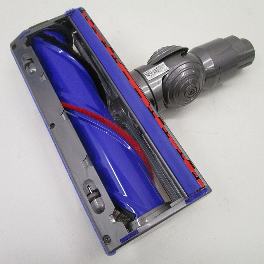 Dyson V8 Motorhead + kit Tool - Brosse rotative vue de dessous
