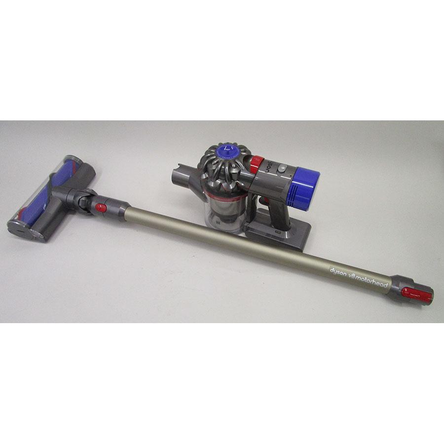 Dyson V8 Motorhead + kit Tool - Aspirateur à main