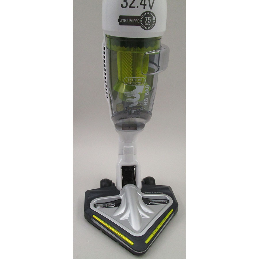 Rowenta RH8897WO Air Force Extreme Power Pro - Brosse triangulaire