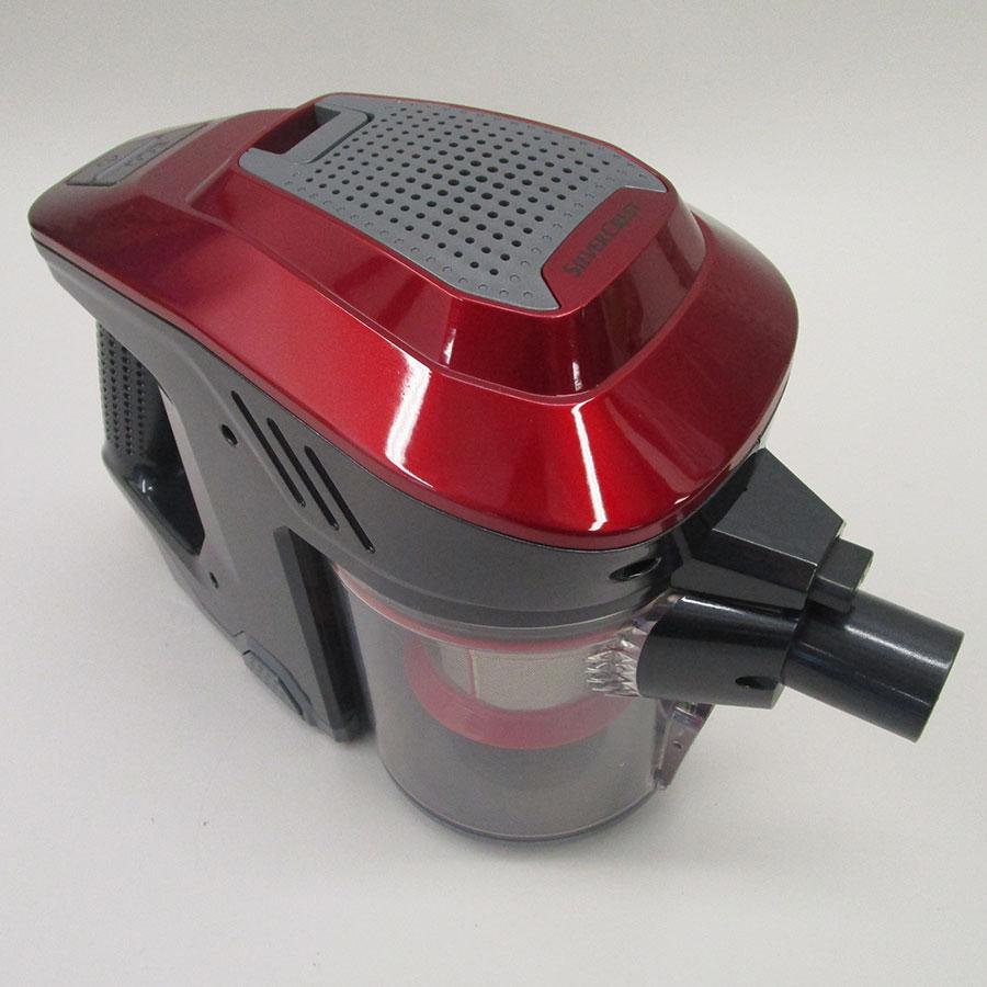 Silvercrest (Lidl) SHAZ22.2C3 IAN 317435 - Aspirateur à main