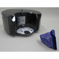Dyson 360 Eye - Filtre à poussière retiré