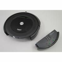 iRobot Roomba 696 - Réservoir à poussière sorti