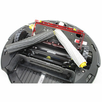 iRobot Roomba 966  - Accès à la brosse principale