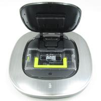 LG VR9647PS Home-Bot Turbo+ Homeguard - Réservoir à poussière accessible par le haut