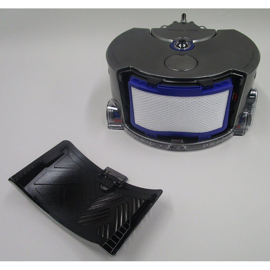 Dyson 360 Eye - Filtre sortie moteur