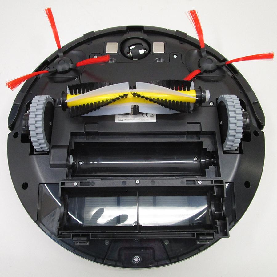 E.Ziclean Power Connect - Accès à la brosse principale