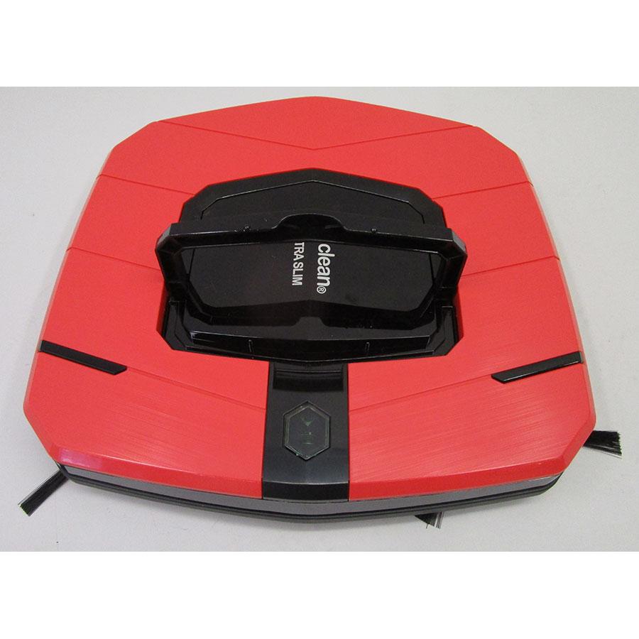 E.Ziclean Ultra Slim Red V2 - Poignée du réservoir