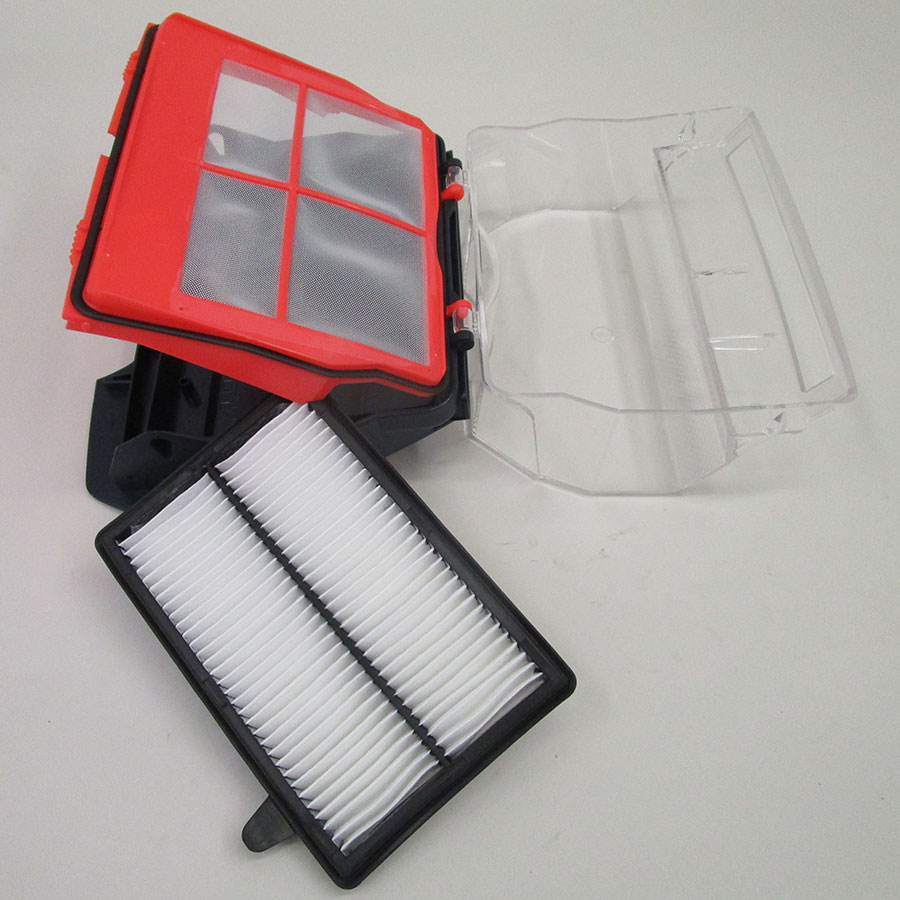 Electrolux Pure i9.2 PI92-4STN - Filtre à poussière retiré