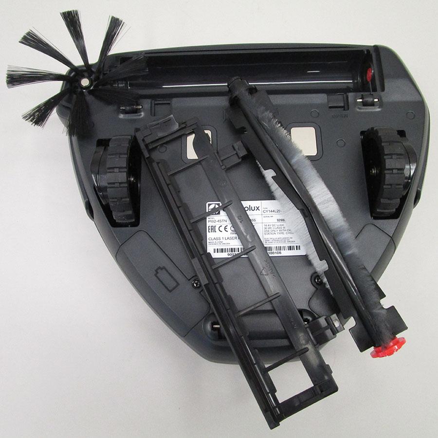 Electrolux Pure i9.2 PI92-4STN - Brosses principale et latérales