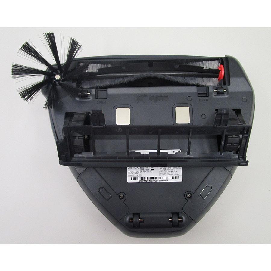Electrolux Pure i9 PI91-5SGM - Brosses principale et latérale