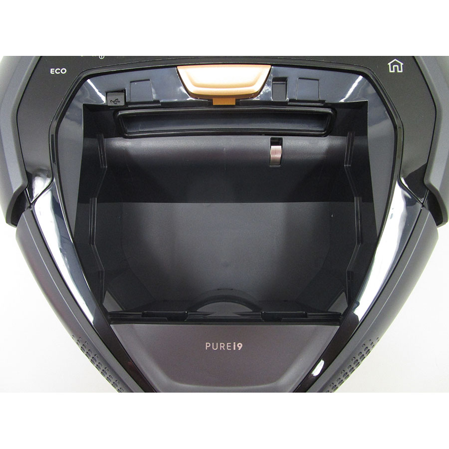 Electrolux Pure i9 PI91-5SGM - Réservoir à poussière accessible par le haut