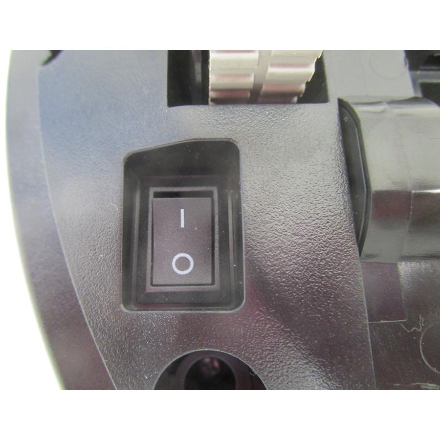 Hoover HGO320H - Interrupteur marche/arrêt